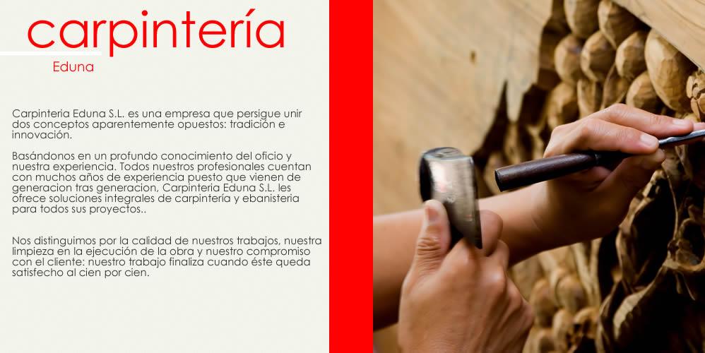Carpinteria pinto materiales de construcci n para la - Materiales de carpinteria ...